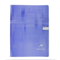 CAHIER 24 X 32 GRANDS CARREAUX 140 PAGES